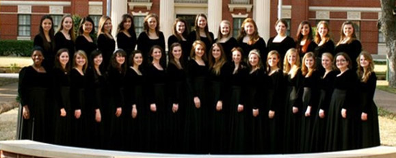 Bella Voce (Baylor), A Highly Selective Women's Ensemble In Concert April 19, 2020