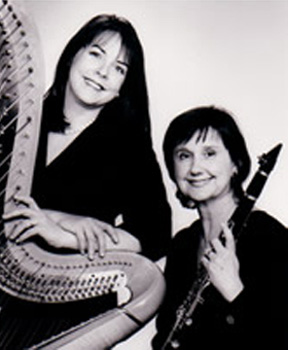 Chante Duo Harp and Flute
