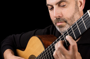 David Asbury Classical Guitarist