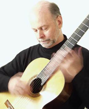 Chris McGuire / Classical Guitar