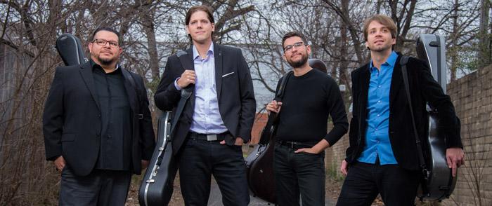 Fredericksburg Music Club, Inc. Presents Texas Guitar Quartet In Concert November 16, 2014